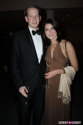 nicole fay in MOMA October Ball