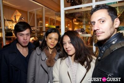 miguel hurtado in Scotch & Soda Launch Party