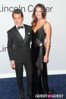 andrew lauren in Oprah Winfrey and Ralph Lauren Gala
