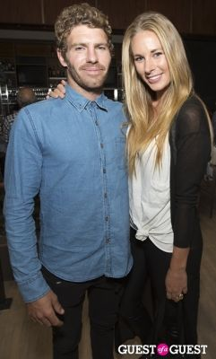 courtney reeman in ISOLATED Surf Documentary Screening at Equinox - Hosted By Ryan Phillippe