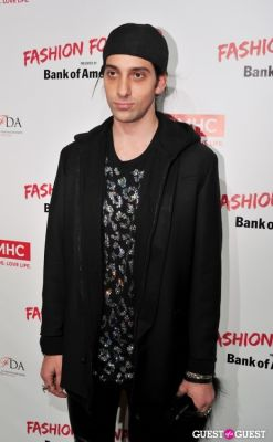 andrew mukamal in Fashion Forward hosted by GMHC