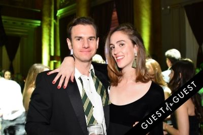 louise demartin in Hark Society Third Annual Emerald Tie Gala