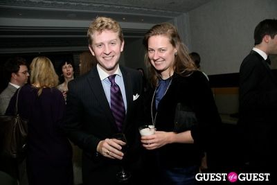 andrew ogletree in World Monuments Fund Gala After Party