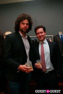 matthew r.-price in VandM's Vintage Fashion Soiree
