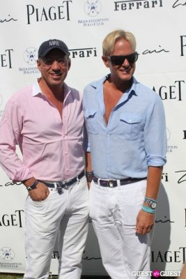andrew saffir in Bridgehampton Polo 2012