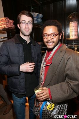 andrew savarin in Scotch & Soda Launch Party