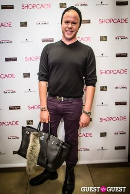 andrew werner in Shopcade New App Launch at Henri Bendel