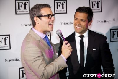 andy cohen in Chelsea Clinton Co-Hosts: Friendfactor