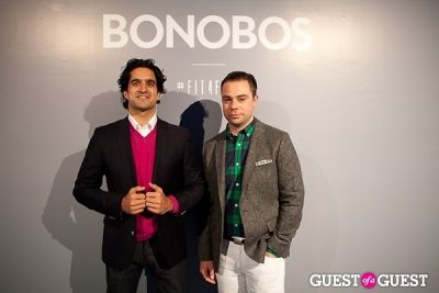 andy dunn in Bonobos FW13 Preview