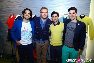 tim mccarthy in Bonobos Launches Maide Golf
