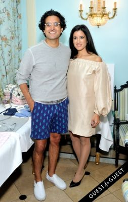 andy dunna in Monica + Andy Baby Brand Celebrates Launch of