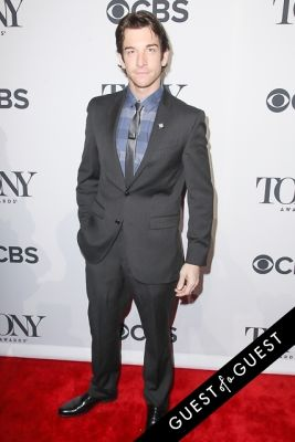andy karl in 2014 Tony Awards