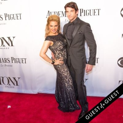 andy karl in The Tony Awards 2014
