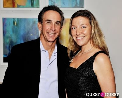 andy locascio in Luxury Listings NYC launch party at Tui Lifestyle Showroom