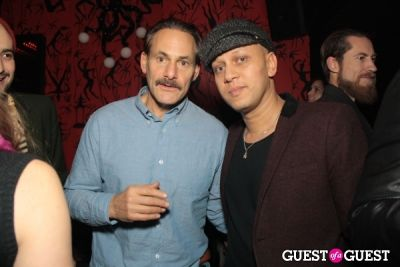 andy rifkin in Tommy Saleh, Idolize, Le Beau Present New York New York Celebrating NYFW