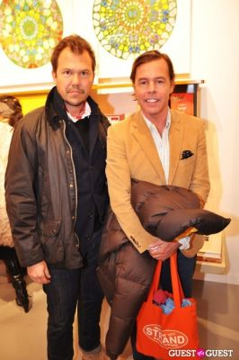 andy spade in Exhibition A Launch