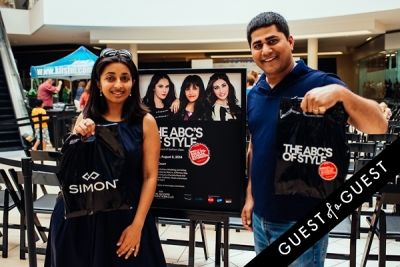 aneeta mishra in Back-to-School and the ABC's of Style with Teen Vogue and The Shops at Montebello
