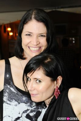 angela gilltrap in Book Release Party for Beautiful Garbage by Jill DiDonato