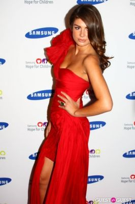 angela martini in Samsung 11th Annual Hope for Children Gala