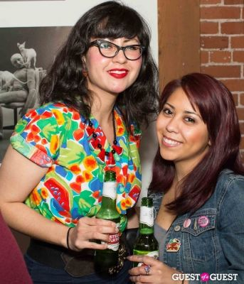 angela ramos in Cat Art Show Los Angeles Opening Night Party at 101/Exhibit
