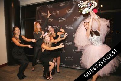 katherine rosenthal in School of American Ballet's Fall Affair