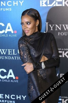 angela simmons in Keep a Child Alive 11th Annual Black Ball