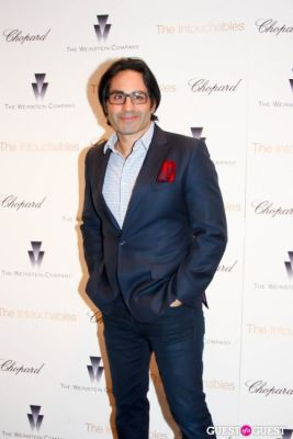 angelo david in NY Special Screening of The Intouchables presented by Chopard and The Weinstein Company