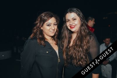 angineh yeghiazarian in Food Haus Café One Year Anniversary Party