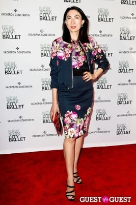 anh duong in NYC Ballet Spring Gala 2013