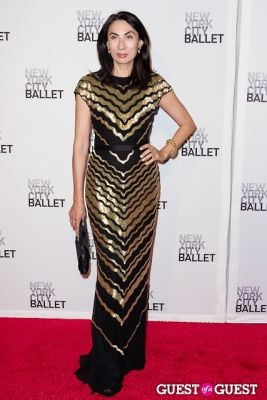 anh duong in New York City Ballet's Fall Gala