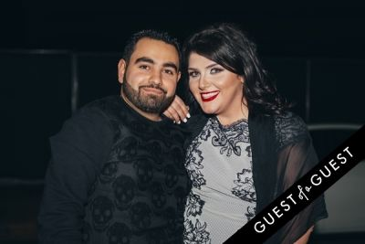 ani petrosyan in Food Haus Café One Year Anniversary Party