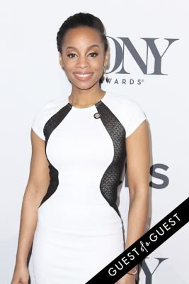 anika noni-rose in 2014 Tony Awards