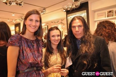 anita ragusa in Exhibition A Launch