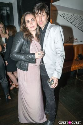 anja capel in H&M and Vogue Between the Shows Party