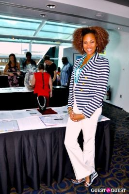 anji corley in DC Quality Trust's Cruisin' For A Cause