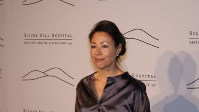 ann curry in Silver Hill Hospital