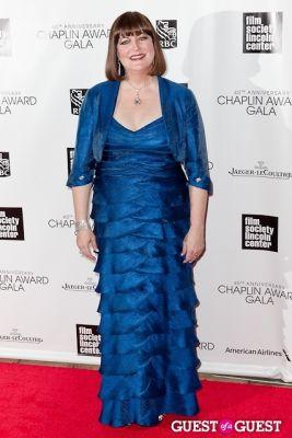 ann hampton-callaway in 40th Annual Chaplin Awards honoring Barbra Streisand