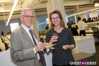 ann knudsen in Perkins+Will Fête Celebrating 18th Anniversary & New Space