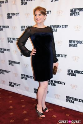 anna chumsky in New York City Opera Spring Gala 2013