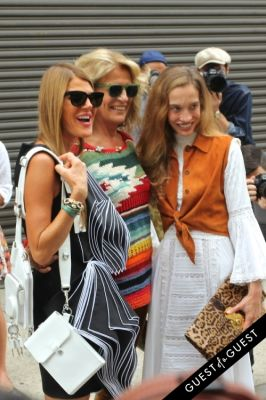 anna della-russo in NYFW Style From the Tents: Street Style Day 8