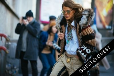 anna dello-russo in Paris Fashion Week Pt 1