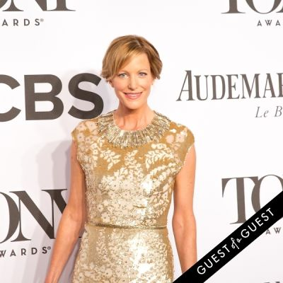 anna gunn in The Tony Awards 2014