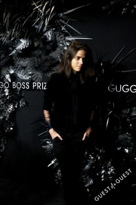 anna herrera in HUGO BOSS Prize 2014