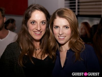 anna kendrick in FIJI and The Peggy Siegal Company Presents Ginger & Rosa Screening