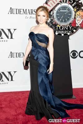 anna kendrick in Tony Awards 2013