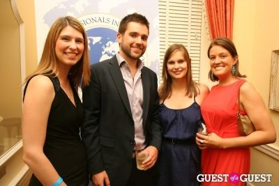 jamie williams in Young Professionals in Foreign Policy's 4th Annual State Concert & Fundraiser