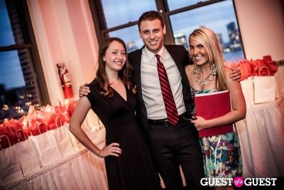 jaimie racanelli in American Heart Association Young Professionals Red Ball