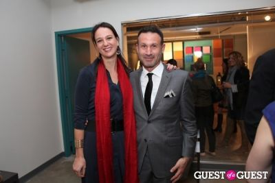 anna maria-palecrassas in UrbanGreen Launch Party