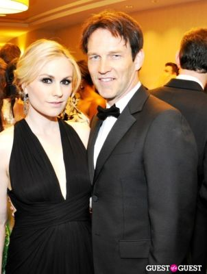stephen moyer in The White House Correspondents' Association Dinner 2012