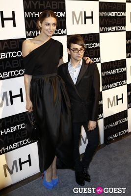 anna schilling in MYHABIT and CFDA Incubators Take Fashion by Storm